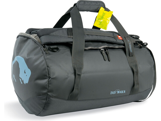 Tatonka Barrel Duffle Bag Small titan grey